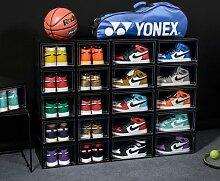 En plastique Clair Boîte À Chaussures Baskets