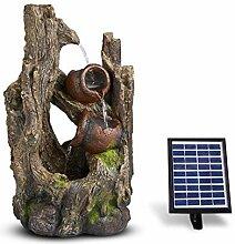 Énergie solaire Fontaine de Jardin