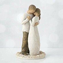Enesco 26189 Figurine de Gâteau Promesse