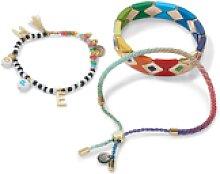 Ensemble bracelets  Lua Accessoires multicolore |