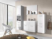 Ensemble CLAUDIA - meubles de salle de bain -