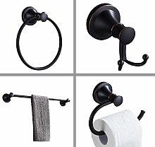 Ensemble d'accessoires de salle de bain en