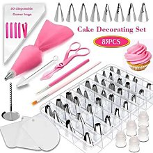 Ensemble d'outils de décoration de gâteaux,