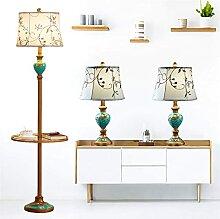 Ensemble De 3 Lampes De Salon De Ferme, Lampes De