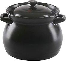 Ensemble de casseroles en céramique, marmite à