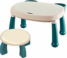Ensemble de chaise de table pour enfants, table