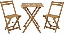 Ensemble de chaises de balcon Table Meubles de