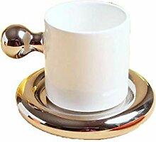 Ensemble de combinaison de tasse de tasse de boule