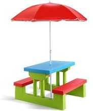 Ensemble de jardin pour enfant ensemble table et