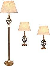 Ensemble De Lampe De Salon De Ferme De 3, Ensemble