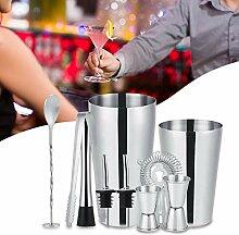Ensemble de shaker à cocktail 10 pièces, shaker