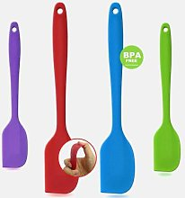 Ensemble de spatules en silicone pour cuisson du
