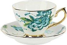 Ensemble de tasses à thé en céramique anglaise