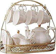 Ensemble de thé Théière en céramique avec