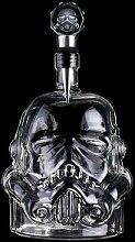 Ensemble de verres à vin Storm Trooper, casque,