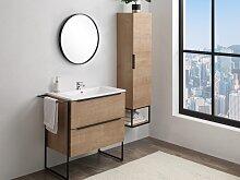 Ensemble ELISA - meubles de salle de bain - effet