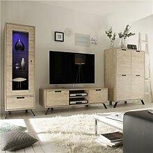 Ensemble meuble TV moderne MALLORCA