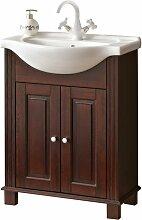Ensemble meuble vasque de salle de bain - 65 cm -