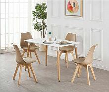 Ensemble Salle à Manger Moderne Lorenzo - Table