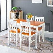 Ensemble table et chaises de salle à manger - 1
