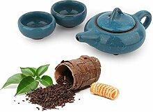 Ensembles à thé en porcelaine, thé Kung Fu de