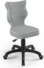 Entelo Chaise de bureau ergonomique enfants Petit
