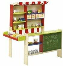 Épicerie 'stand de marché', incl.