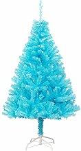 Épinette artificielle Bleu Arbre de Noël Arbre