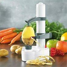 Éplucheur électrique multifonctionnel de fruits