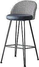 EPYFFJH Tabourets de bar, chaises modernes du