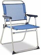 Eredu chaise camping marine 990/tx - aluminium et