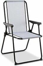 Eredu chaise camping picolo 421/tx - haut dossier