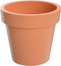 Erhard-Trading Valencia Pot de fleurs en plastique