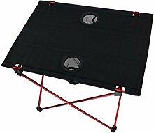 ERSD Table de Pique-Nique Pliante extérieure pour