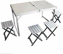 ERSD Table de pique-nique Table et chaise