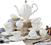 ErZhuiZi 15 Pièces Services À Thé et À Café