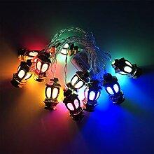 Esing 10/20 LED Ramandan Fée Guirlande Lumineuse