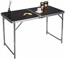 eSituro SCPT0008 Table de Pique-Nique Rectangle en