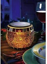 Esotec Lampe de jardin solaire Esotec LED