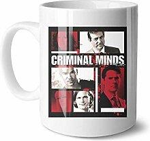 Esprits criminels émission de télévision CBS
