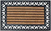 Esschert Design Paillasson Caoutchouc 75 x 45 cm
