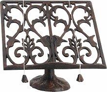 Esschert Design Serre Livre en Aspect Antique Brun