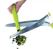 Essentielb 8000556 - Ciseaux à herbes