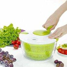 Essoreuse à Salade, Capacité : 5 L, ø 20,5 cm,