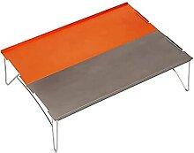 ESTEAR Petite Table Pliante extérieure Table de
