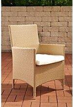 Esthetique chaise de jardin rotin, de salon