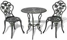 Esthetique meubles de jardin gamme monrovia jeu de