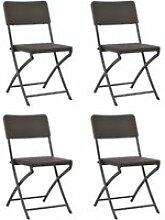 Esthetique sièges d'extérieur ensemble
