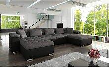 ESTIA - Canapé d'angle panoramique