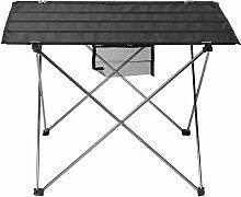 Estink Table Pliante Portable, Mini Table de